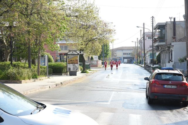 Αυτή είναι η σημερινή εικόνα στην περιοχή της καραντίνας της Νέας Σμύρνης στη Λάρισα – Φωτορεπορτάζ