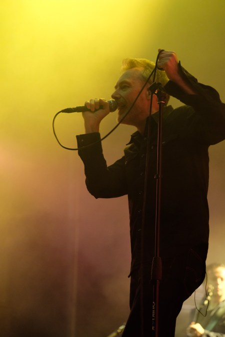 The Jesus And Mary Chain, photo Vincent Dubois
