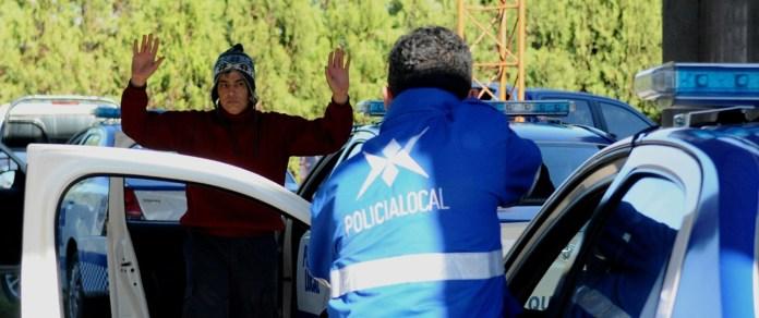 Reentrenamiento de Policía Local de Quilmes (3)