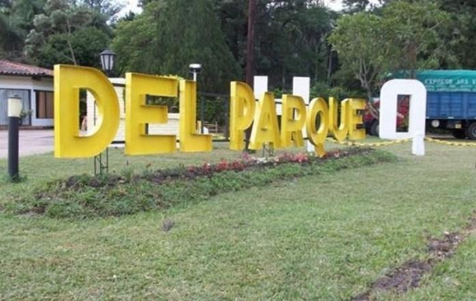 Hotel del Parque.