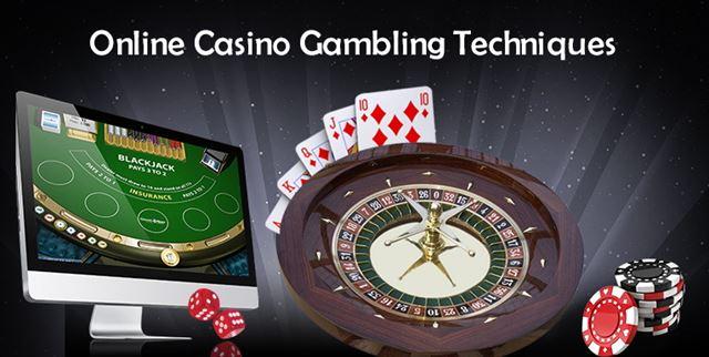 オンラインカジノの技術
