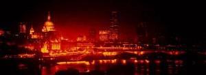 Bloody London Skyline