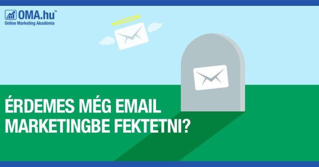 Az email marketing halott?
