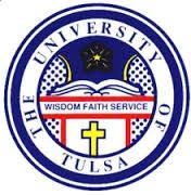 University of Tulsa round color logo