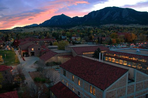 1. Colorado Law, University of Colorado, Boulder – Boulder, Colorado