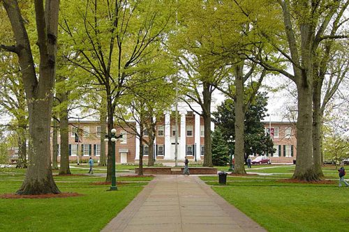 16. University of Mississippi School of Law – Oxford, Mississippi