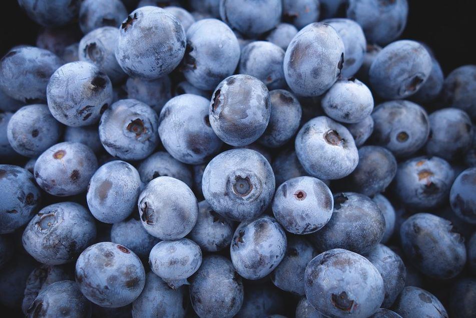 Voedsel met veel antioxidanten