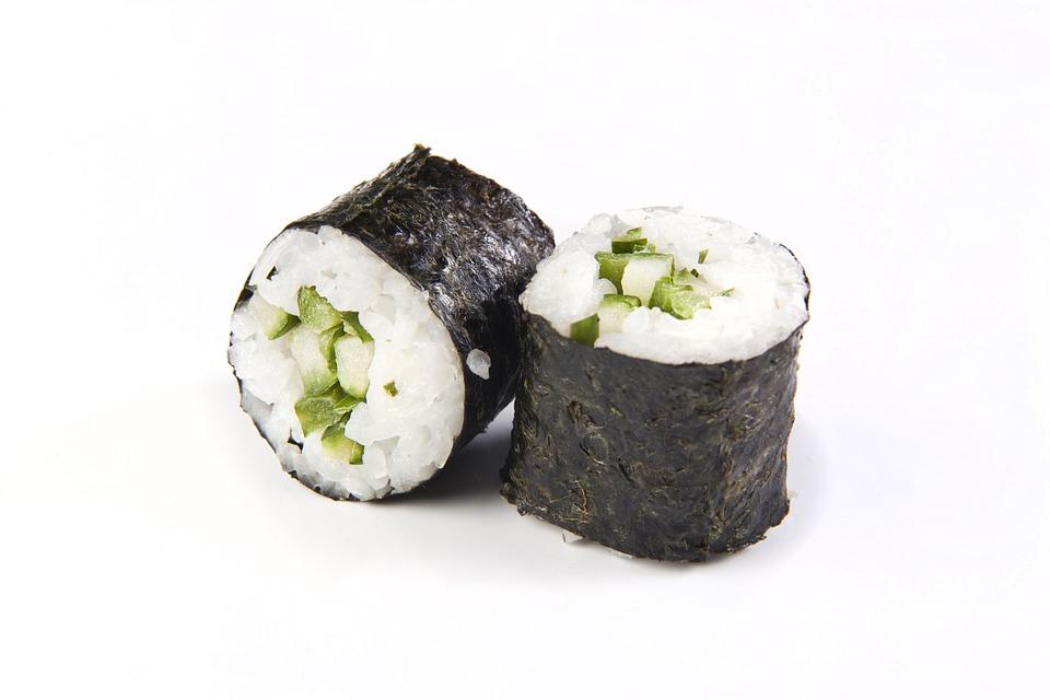 Zelf carrot slinky maken voor sushi