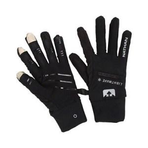 Nathan SpeedShift Lightwave handschoenen zwart