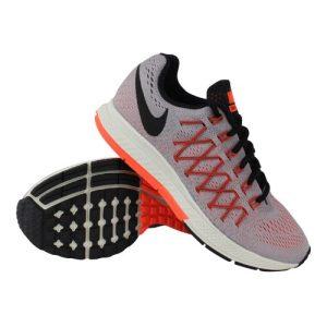 Nike Air Zoom Pegasus 32 hardloopschoenen dames lila/oranje