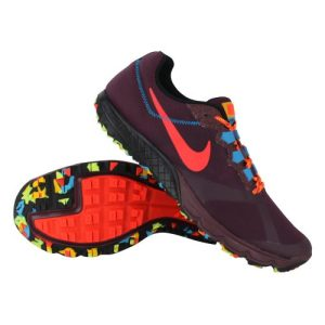 Nike Air Zoom Wildhorse 2 trailrunningschoenen heren paars