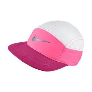 Nike AW84 cap dames roze/wit