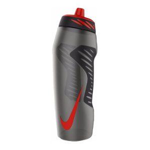 Nike Hyperfuel bidon 950 ml antraciet/rood