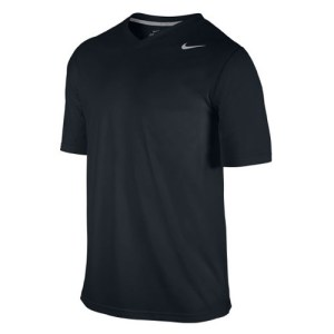 Nike Legend V-Neck shirt heren zwart