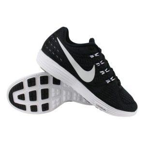 Nike LunarTempo 2 hardloopschoenen heren zwart/wit