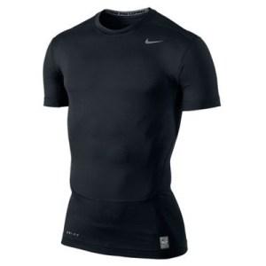 Nike Pro Combat SS 2.0 thermoshirt heren zwart