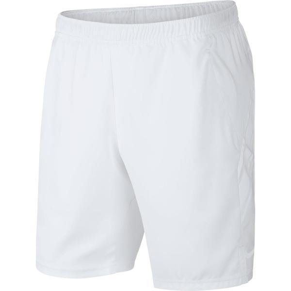 Nike Tennisshort voor heren Dri Fit wit