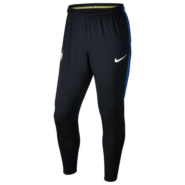 Nike Voetbal trainingsbroek voor volwassenen Inter Milan blauw