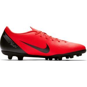 Nike Voetbalschoenen Mercurial Vapor XII Club CR7 MG voor volwassenen rood/zwart