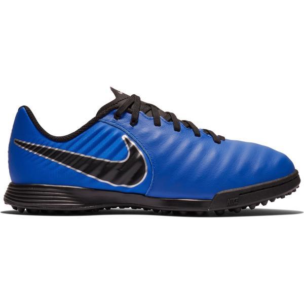 Nike Voetbalschoenen kind Tiempo Legend VII Academy TF blauw