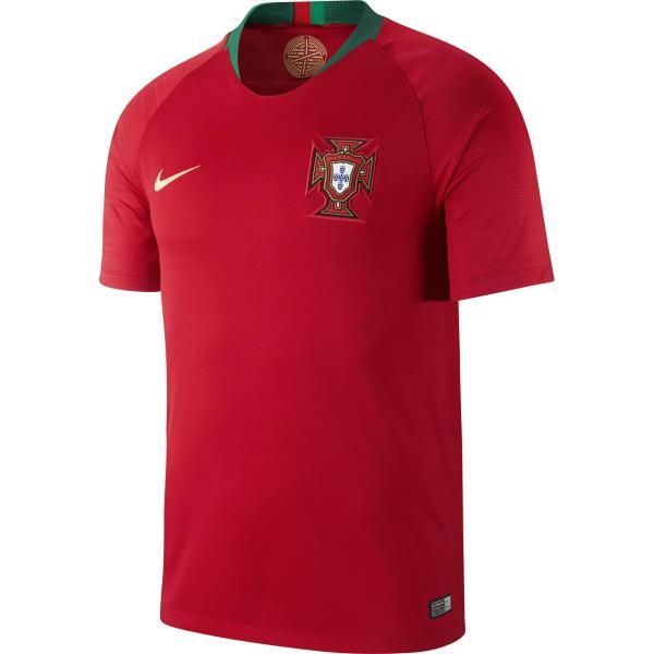 Nike Voetbalshirt Portugal thuisshirt WK 2018 voor volwassenen rood