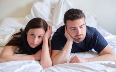 Problemas sexuales en la pareja.