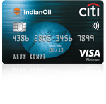 IndianOil Citi Platinum Card