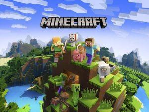 Minecraft Camp | Age 8-9