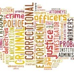 criminal justice word-cloud