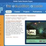 MIT Education Arcade web site