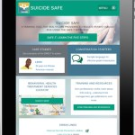 Suicide Prevention Mobile App – SuicideSafe
