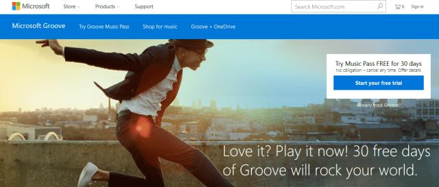 Groove Music download app