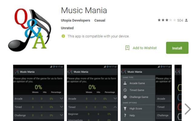 Music Mania Free music downloader apps