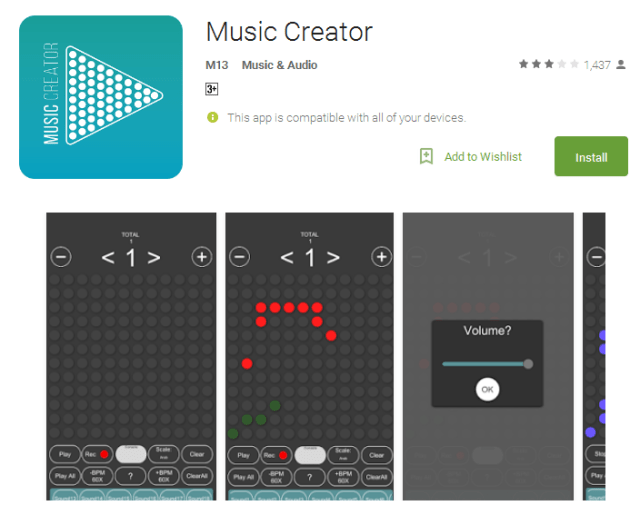 Music Creator Android Apps