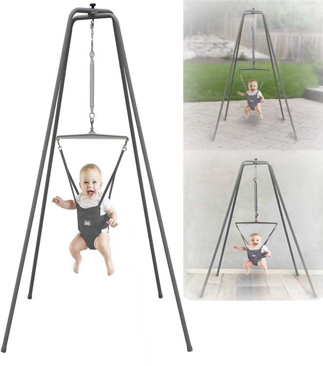 Jolly Jumper With Super Stand Review