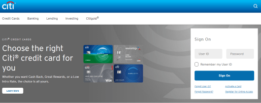 Citibank Online Sign In >> Online Banking Guide