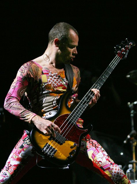 Flea bass