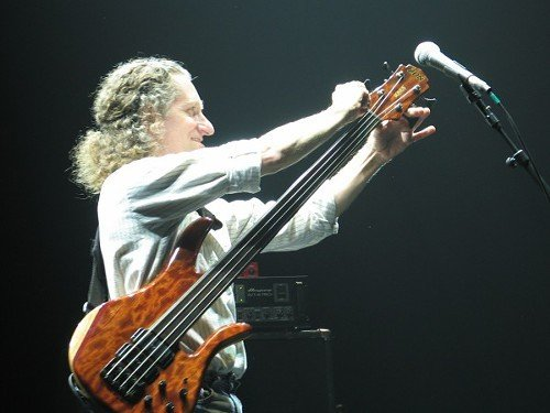 Michael Manring bass