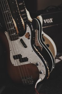 work on your bass guitar tone