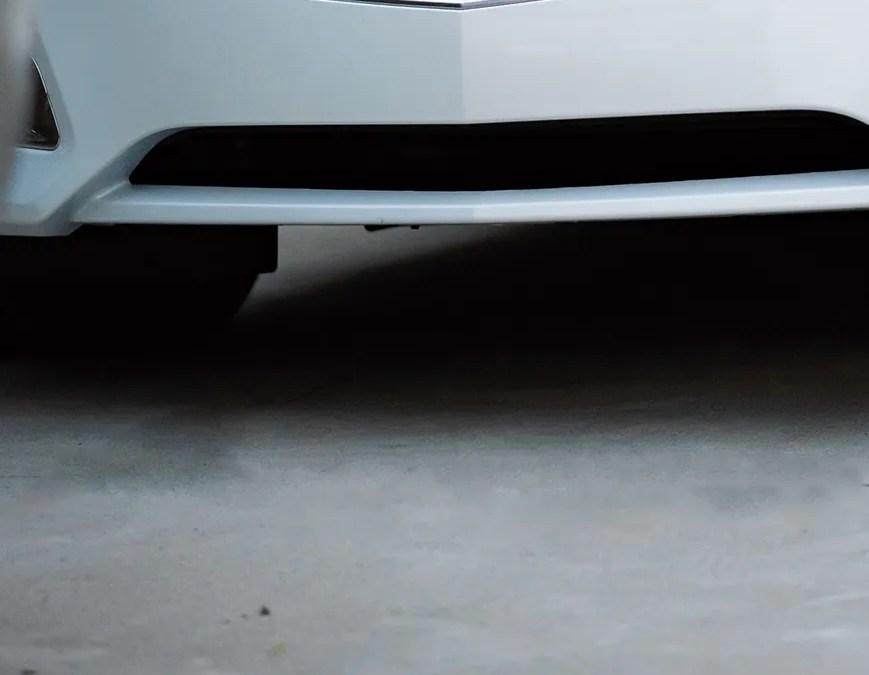 Uw auto verdiend een oprit van beton