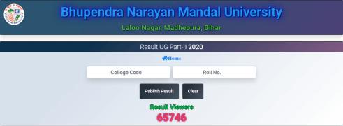 BNMU Part 3 Result 2022
