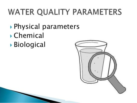Water quality criteria/ Parameter of water quality - Online ...