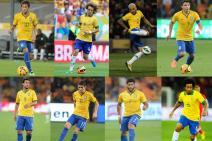 Echipa Brazilia 2014