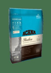 Proprietatile hranei de caini Acana Pacifica