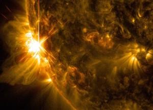 Soare Flacari