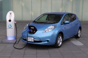 Nissan Leaf masina electrica