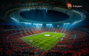 Donbass Arena Fotbal