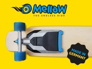 Mellow Drive Skateboard