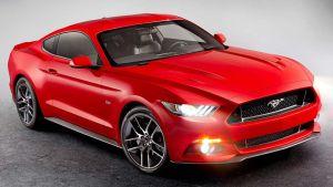 Mania Mustang in Australia