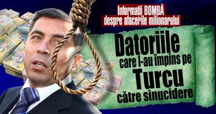 Sinucidere Vasile Turcu